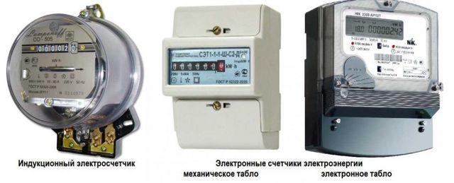 Как выбрать счётчик электроэнергии: виды и особенности