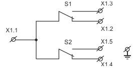 Концевой выключатель: виды, применение, конструкция