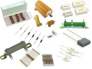 Применение резисторов в электрических цепях: работа резистора