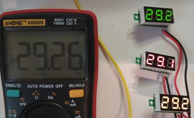 Изготовление самодельного цифрового вольтметра в домашних условиях