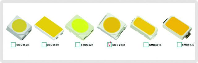 Расшифровки обозначений и маркировок диодов СМД: типоразмеры компонентов
