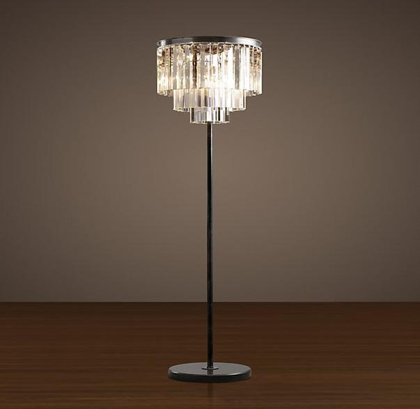 Напольные светильники - классификация и преимущества