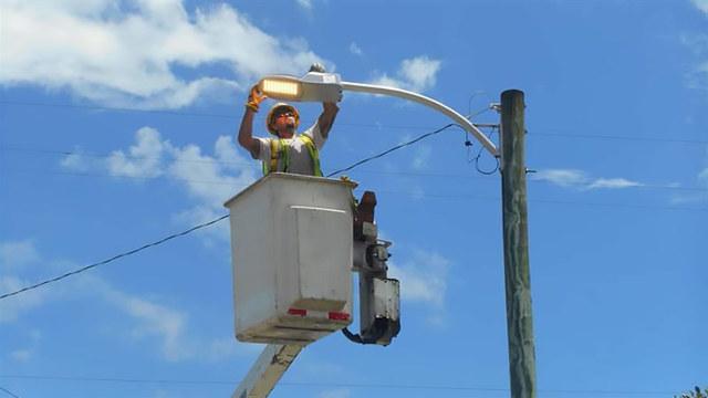 Монтаж уличного освещения: проектирование и этапы установки