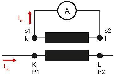 Подключение и монтаж трансформатороа тока
