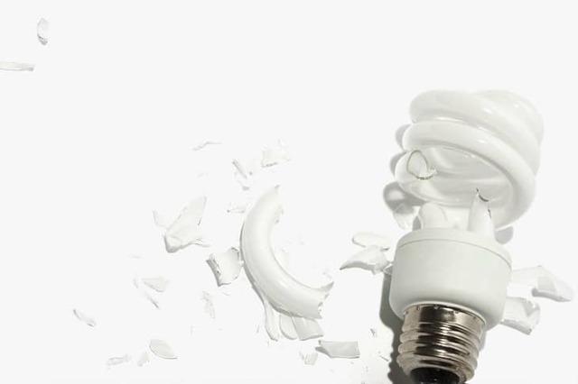 Вред от разбитой люминесцентной лампы - советы и рекомендации