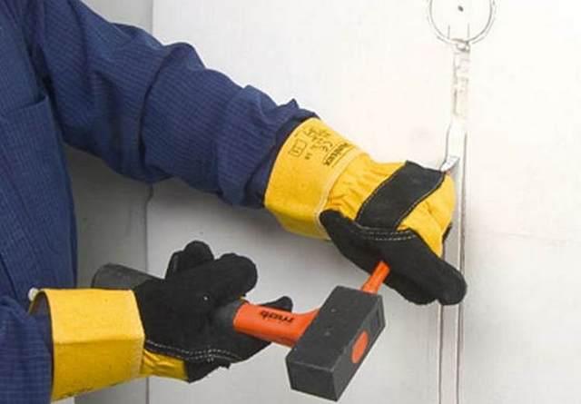 Штробы: как штробить стены под проводку своими руками, советы, фото, видео