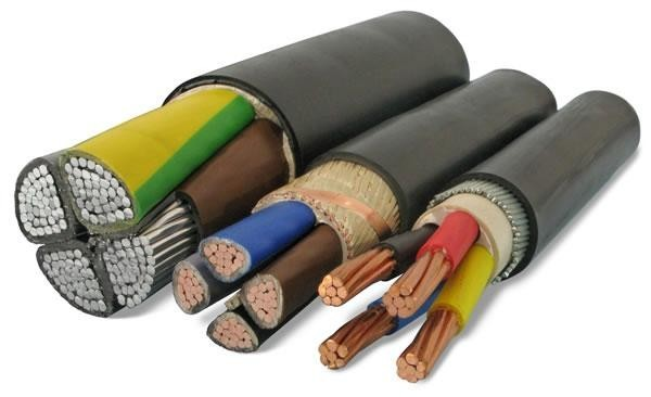 Токовые нагрузки по сечению кабеля: таблицы сечений медных проводников