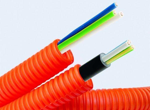 Технические характеристики и расшифровка кабелей ПуГВ