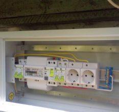 Подключение электричества к участку: советы профессионалов