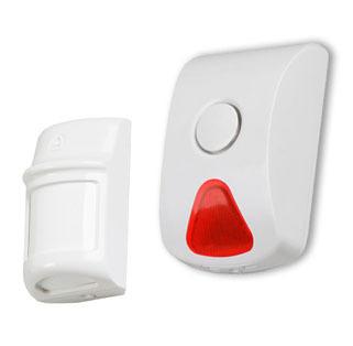 Датчики движения для охраны помещений: сигнализационные и с сиреной