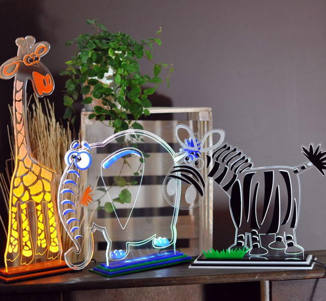 Светильник-ночник: классификация, особенности для оформления детской