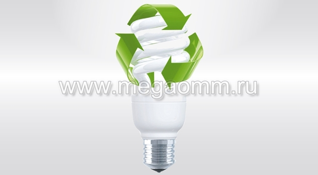 Утилизация ламп: люминесцентные, галогеновые и их составляющие