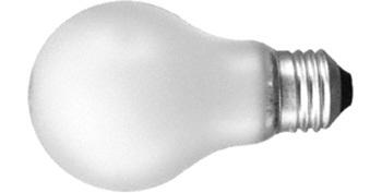 Лампа накаливания: устройство, классификация, мощность, обозначение