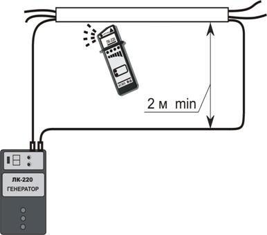 Скрытая проводка: детектор (индикатор) скрытой электропроводки своими руками