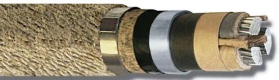 Технические характеристика и расшифровка обозначений кабеля АСБЛ