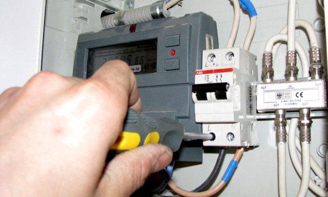 Счетчики электроэнергии новые: самостоятельная замена и принцип работы