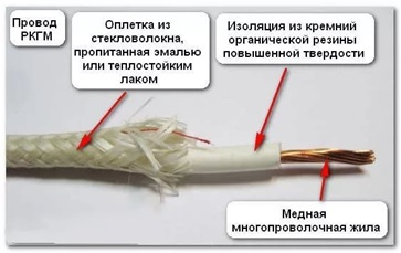 Технические характеристики и расшифровка маркировка кабеля ПРКС