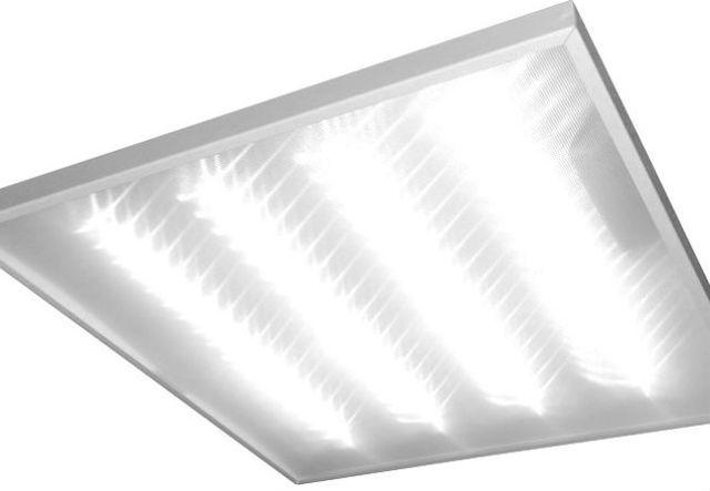 Светодиодные светильники для офиса потолочные: типы, приемущества