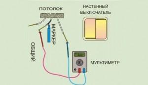 Монтаж и подключение люстры: c выключателем, с пультом
