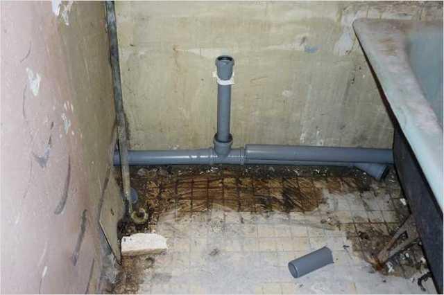 Уклон канализационной трубы: нормативы, какой должен быть угол и почему