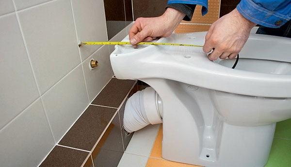 Установка унитаза своими руками: пошаговая инструкция