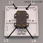 Схема подключения и нюансы монтажа перекрестного выключателя