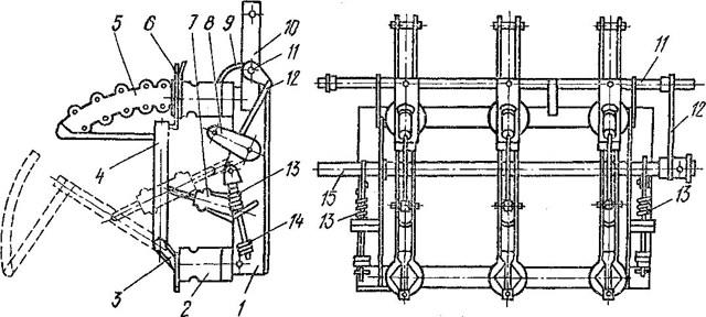Устройство и принцип работы выключателя нагрузки
