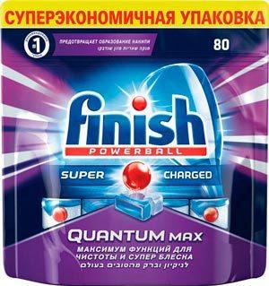 Обзор таблеток finish (Финиш) для посудомоечной машины