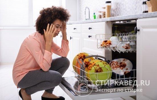 Как почистить посудомоечную машину в домашних условиях: советы по чистке