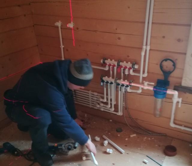 Водопровод в частном загородном доме своими руками: устройство, прокладка и монтаж