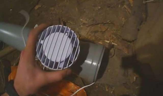 Вентиляция погреба с двумя трубами и с одной трубой: правила обустройства