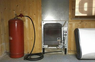 Газовое отопление частного дома: схемы и способы организации