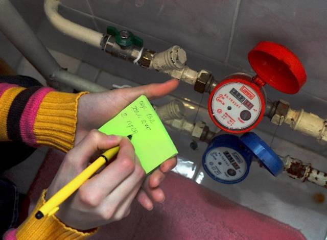 Как снять показания счетчика воды: какие цифры снимать, как и куда их правильно подавать