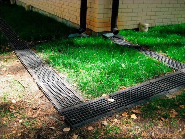 Дренаж садового участка своими руками: варианты, технология обустройства