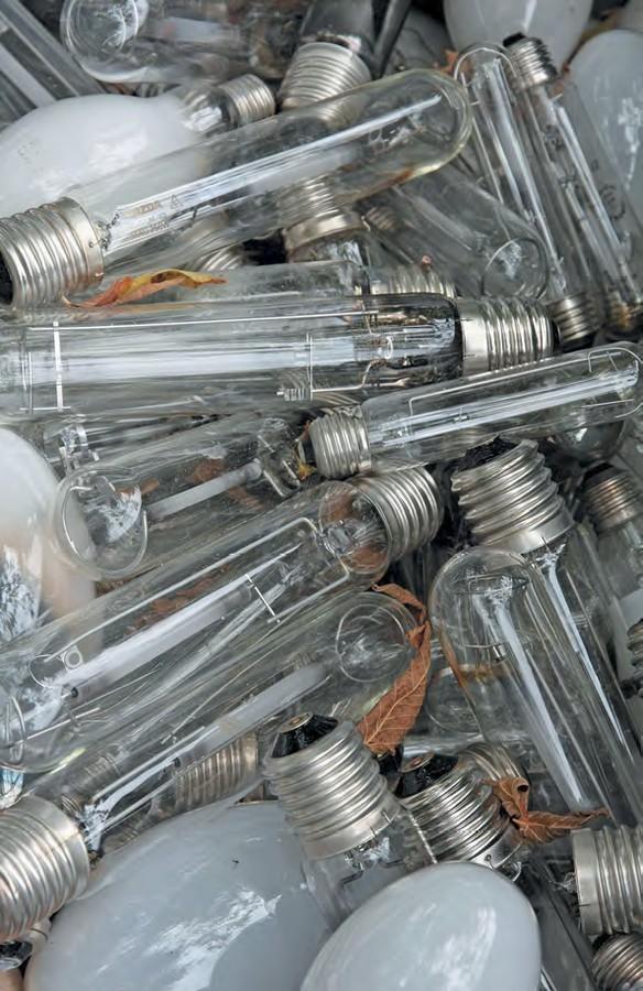 Куда девать отработавшие люминесцентные лампы: вред неправильной утилизации