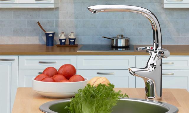 Как выбрать кран для кухни: виды, характеристики, обзор лучших вариантов