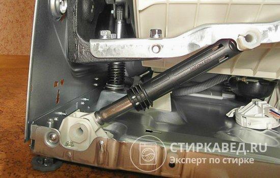 Как поменять подшипник на стиральной машине indesit: инструкция по замене
