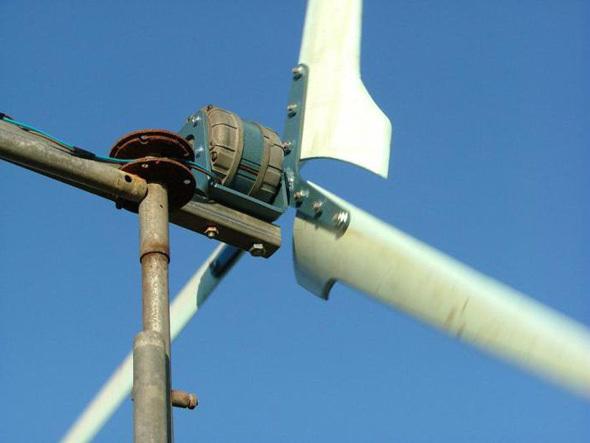 Ветрогенератор из автомобильного генератора своими руками
