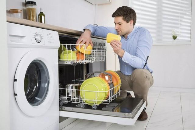 Конструкция и принцип работы посудомоечной машины: обзорный гайд