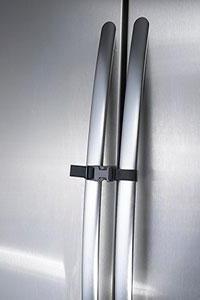 Замок на холодильник: виды, как выбрать и инструкция по монтажу