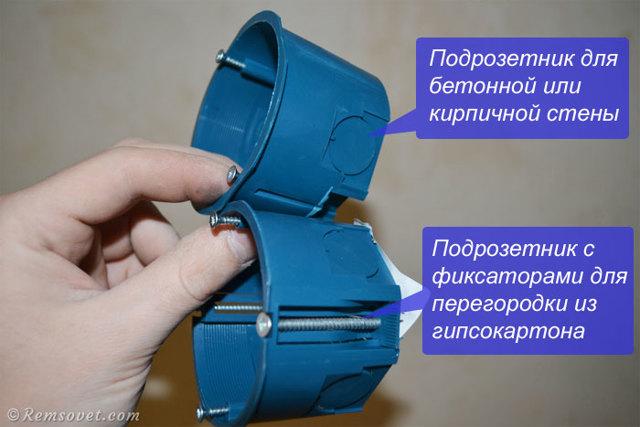 Как подключить розетку с заземлением: установка иподключение