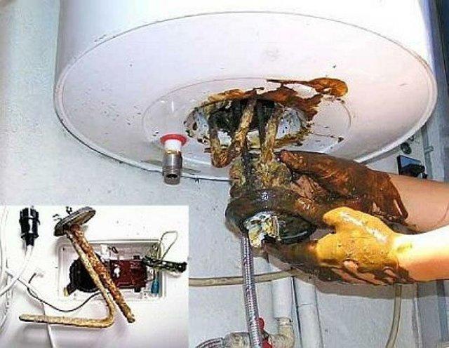 Ремонт водонагревателя своими руками: простые способы восстановления