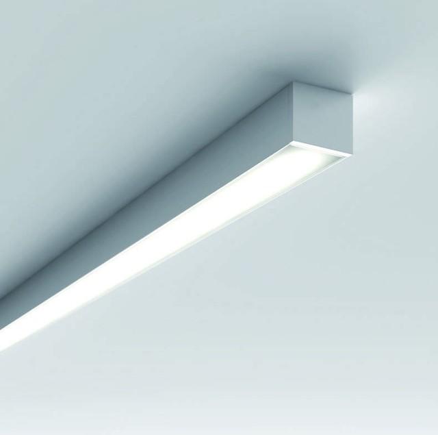 Линейные светодиодные лампы: виды, параметры и нюансы монтажа