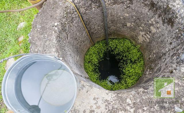 Чистка колодца своими руками: лучшие методы почистить колодец на даче
