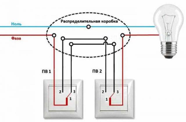 Перекидной выключатель: нюансы выбора устройства и тонкости установки