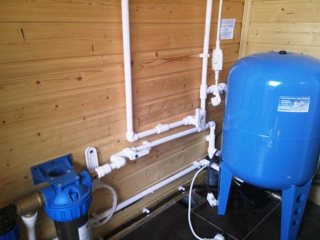 Водоснабжение частного дома своими руками: схема устройства системы