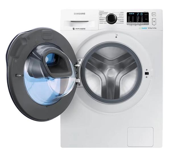 Стиральные машины samsung: ТОП-5 лучших, отзывы, обзор функций стиралок