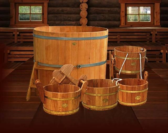 Ванна из дерева: как сделать деревянную емкость своими руками