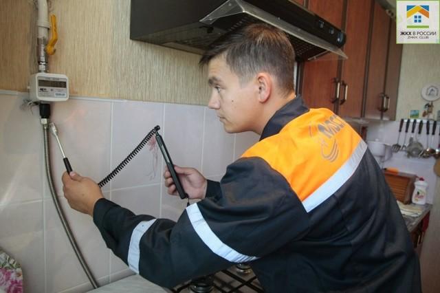 Установка газового счётчика: правила монтажа счетчика на газ в квартире