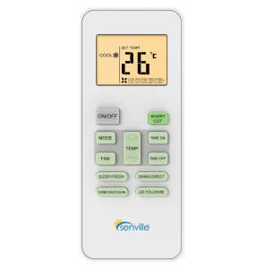 Как включить кондиционер на обогрев: работа сплит системы на тепло